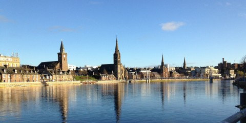 Private Guided Walking Tour in Inverness