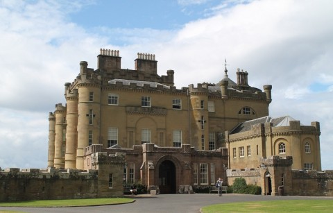 a  Robert Burns  & - Culzean Castle Private tour.