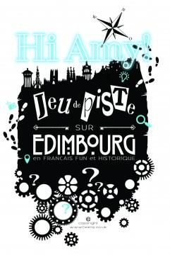 Jeu de Piste français sur Edimbourg