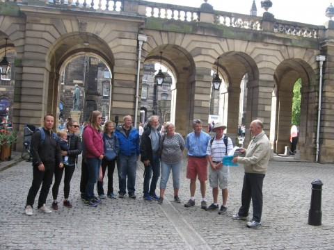 Custom Royal Mile HistoryTour