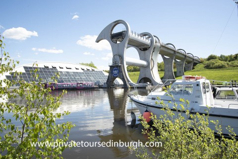 Falkirk Wheel tours featuring a visit to the amazing Ke...