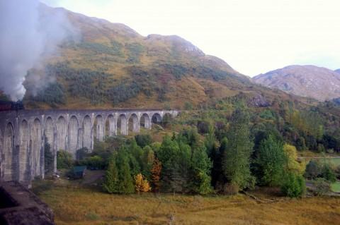 Tierras Altas, Tren Jacobite e Inverness