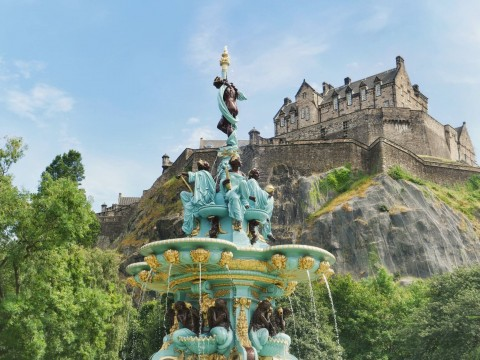 History and Tales - Edinburgh's Old Town