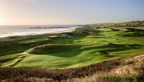 Stay & Play Overlooking Cruden Bay Championship Golf Co...