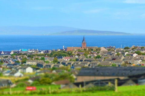 Orkney Trike Tours around scenic Orkney