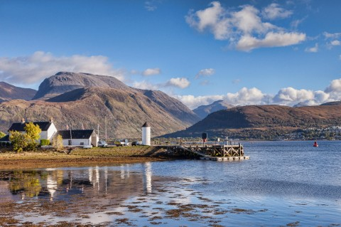 Loch Ness and the Caledonian Canal Cruise