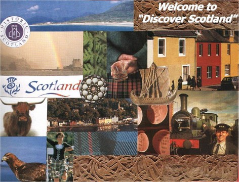 Highland Perthshire taster tour - short day tour #10