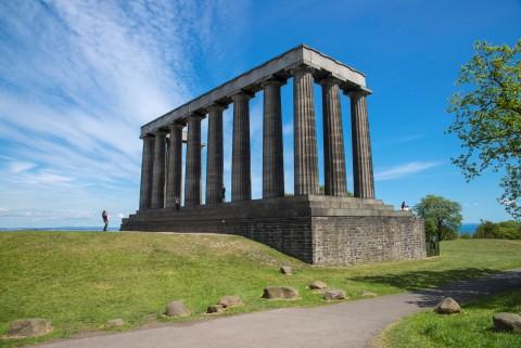 New Town of Edinburgh Private tour