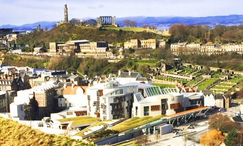 Edinburgh City Private Walking Tours