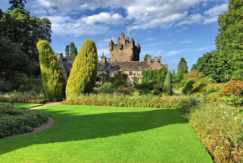 Historic Highlands Cawdor Castle