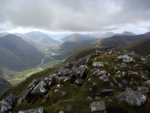Introduction to the Munros in Glencoe and Lochaber