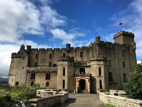 Clan Macleod Tour inc. Dunvegan Castle (Isle of Skye)