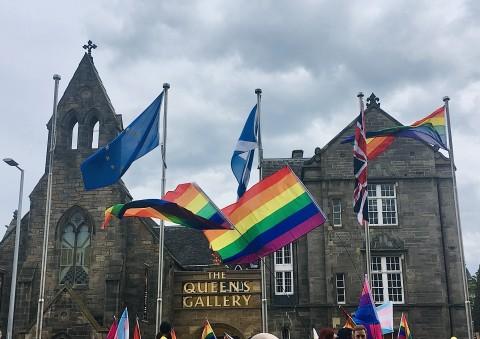 Edinburgh LGBTQ+ History Walking Tour
