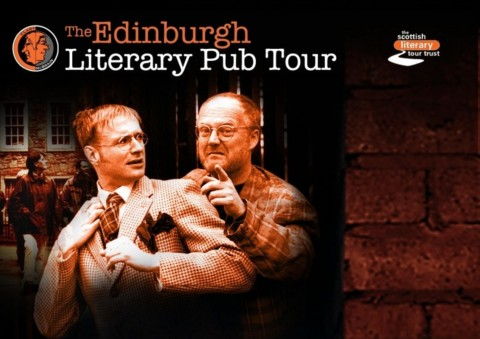 The Edinburgh Literary Pub Tour