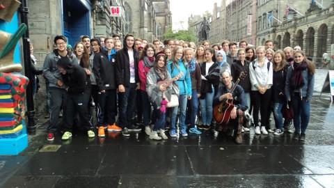 The Musical Walking Tour of Edinburgh