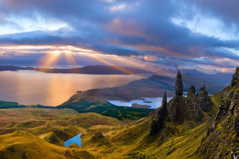 Luxury Isle of Skye 3-Day Tour