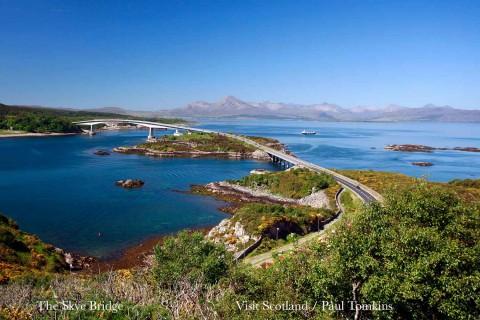 Skye y crucero por las tierras altas occidentales
