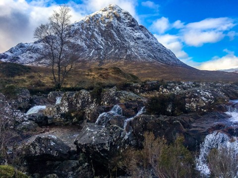 Glencoe and the Highlands of Scotland in a Day
