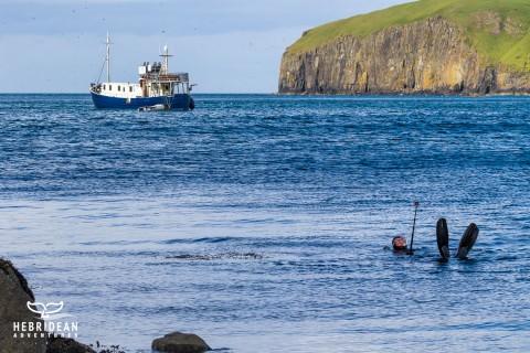 Snorkelling Safari Cruise