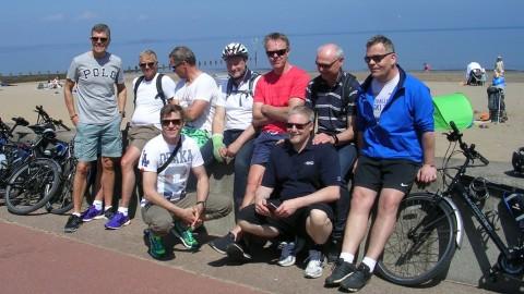 Bike Tour Edinburgh City and Portobello Beach