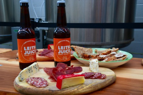 BEER &  FOOD PAIRING IN A LOCAL BREWERY