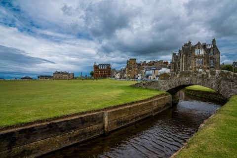 Fairmont St Andrews Package