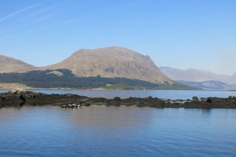 Loch Etive Trip 1