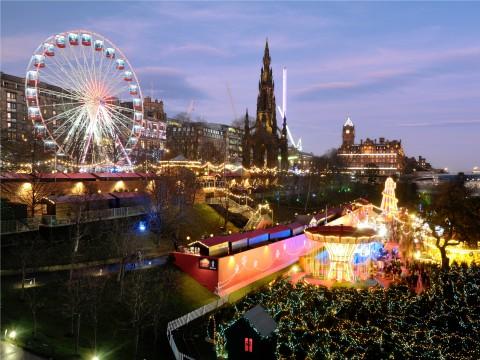 Scottish Festive, Steam and Sail 2021