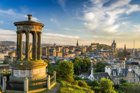 Shore Excursion: 1 day Edinburgh City Tour