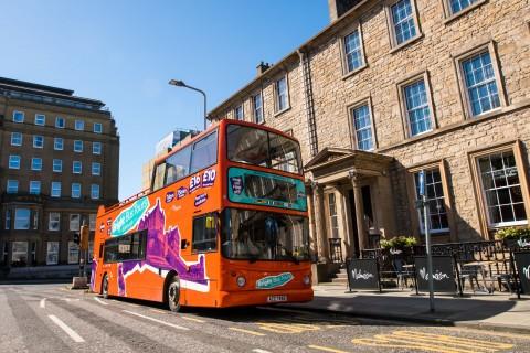 Edinburgh City and Britannia Tour - Two Tours