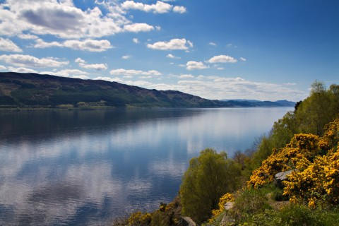 Loch Ness, Glencoe and the Highlands day tour