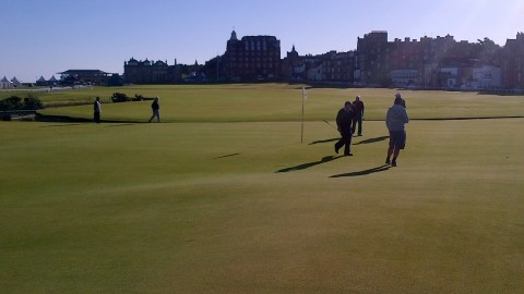 St Andrews Golf Tour