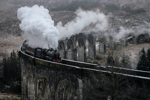 The Great Scottish Railway Tour