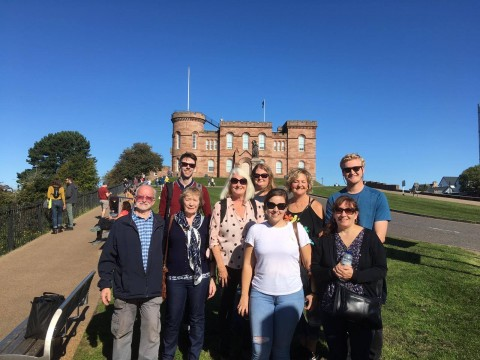 Private Inverness City Walking Tour