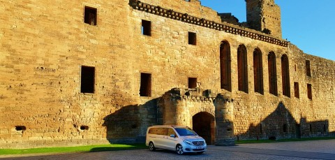 Mary Queen of Scots Private Luxury Tour
