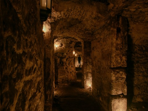 Mercat Tours - Ghostly Underground