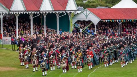 1 Day Highland Games