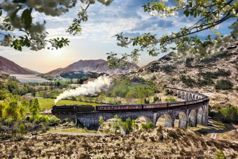 The Magical Highland Tour (including steam train)