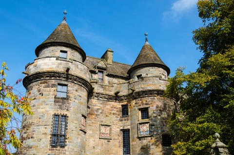 Scottish Castles Experience 4 day tour