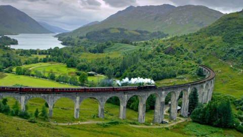 Glencoe - Glenfinnan Viaduct - SkyFall - Fort William