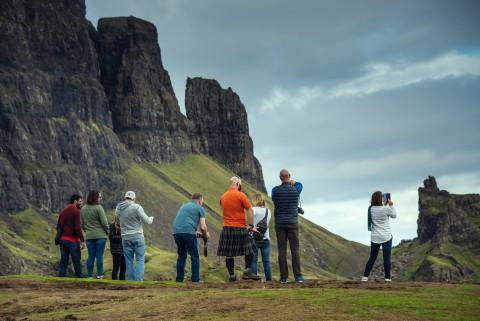 The Hairy Coo 3-Day Isle of Skye, Glenfinnan Viaduct, I...