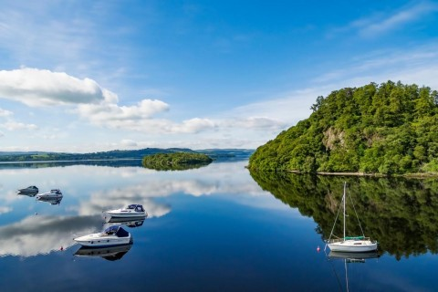1-Day Loch Lomond, The Kelpies & Stirling Castle small...