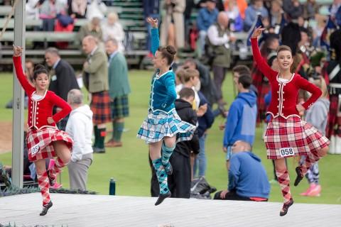 2 Day Royal Braemar and Highland Games
