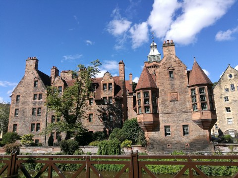 New Town and Dean Village Delights