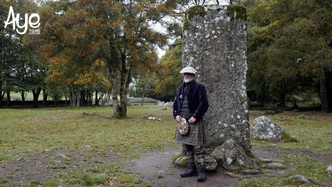 Aye Tours Scotland: Outlander Experience [Private Day T...