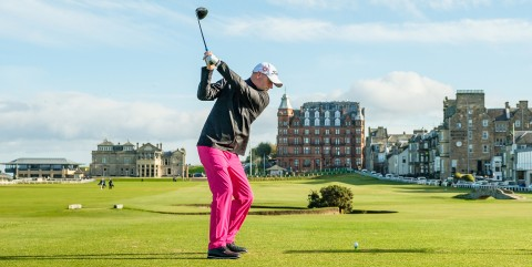 6 Night St Andrews Old Course Guaranteed Package