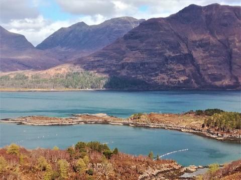 Torridon, Loch Alsh & Skye