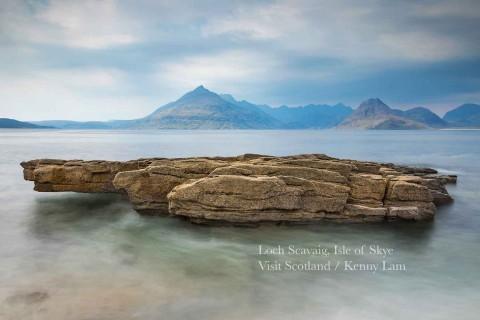 Croisière à Skye et les petites îles