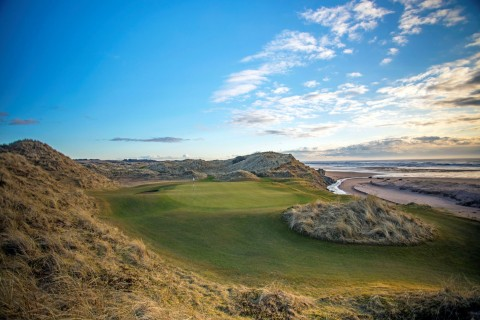 2020/2021 Aberdeenshire - Championship links golf in th...