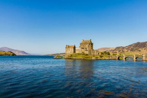 Isla de Skye en español desde Glasgow